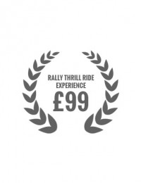 Rally Thrill Ride Experience