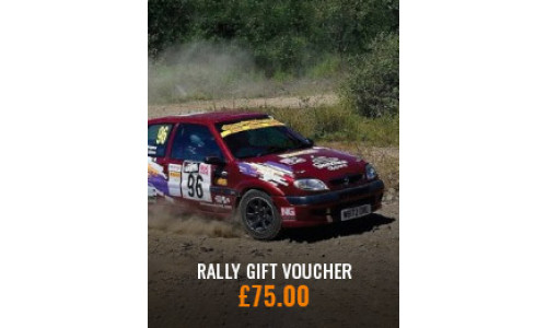 Rally Gift Voucher